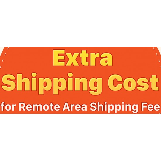 Extra Shipping Cost for Remote Area