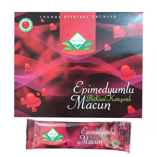 Epimedium Offers New Themra Epimedium Macun, Special Formula Macun, Original Epimedium Macun 20 × 144 gr